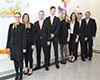 Volksbank Kleverland gratuliert den Nachwuchsbankern