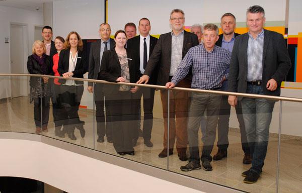 Volksbank Kleverland unterstützt soziale und kichliche Organisationen in der Region