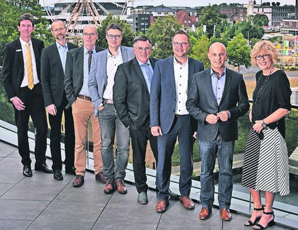 Teilnehmer der Zukunftswerkstatt