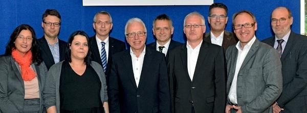 Die Teilnehmer der Zukunftswerkstatt