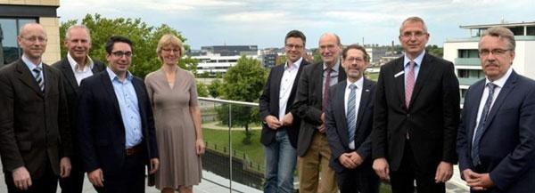 Start-Up-Unternehmen regional fördern