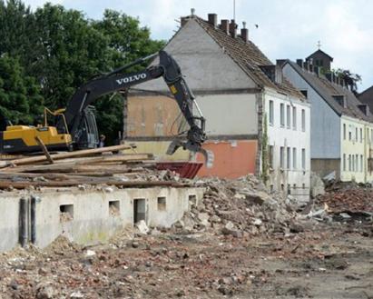 Zu wenig Geld für geförderten Wohnbau