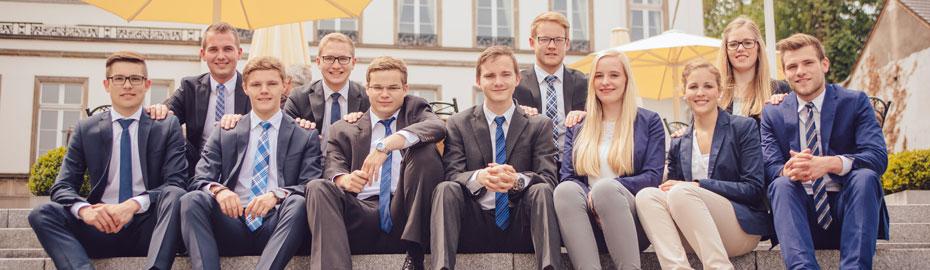 Ausbildung bei der Volksbank Kleverland